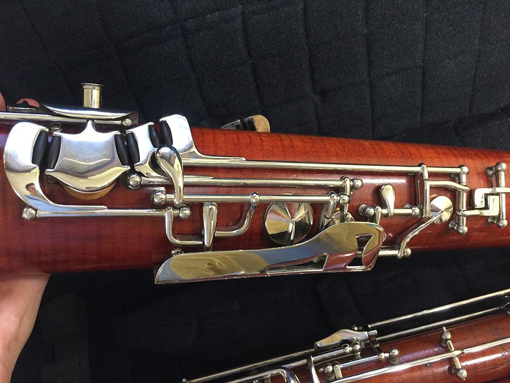 Heckel Bassoon Num : 11 64X- VENDIDO - Irene Ortiz